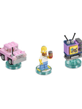 LEVEL PACK LEGO SIMPSON