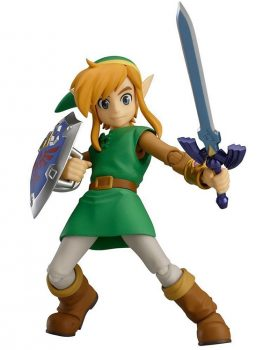 LINK A LINK BETWEEN WORLDS VER DX EDITION 032 FIGMA