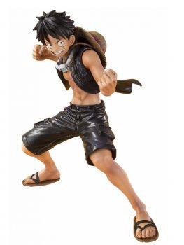 MONKEY.D.LUFFY ONE PIECE FILM GOLD FIGUARTS ZERO