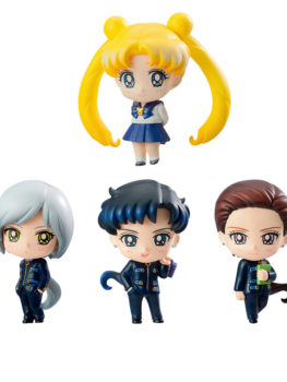 PETIT CHARA SAILOR MOON THREE LIGHTS