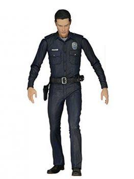 TERMINATOR T1000 POLICE DISGUISE NECA