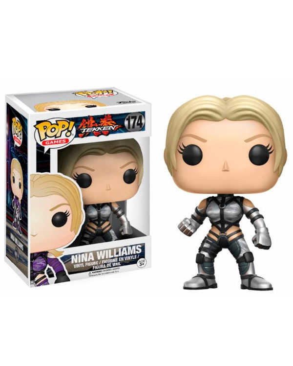 NINA WILLIAMS POP