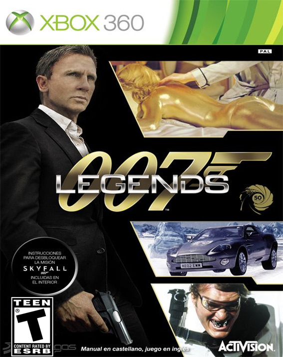 007-LEGENDS-XBOX-360