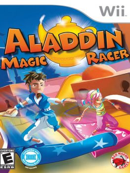 ALADDIN-MAGIC-RACER-WII