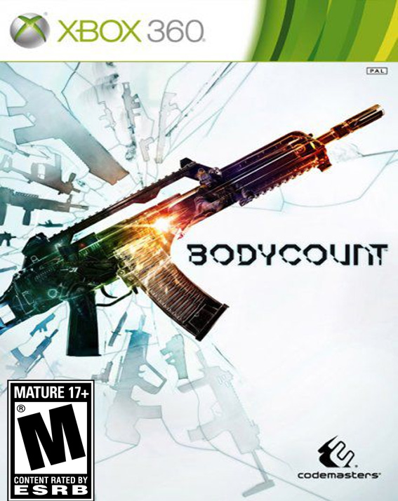BODYCOUNT-XBOX-360