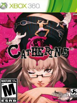 CATHERINE-XBOX-360