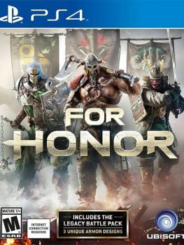 FOR-HONOR-PS4