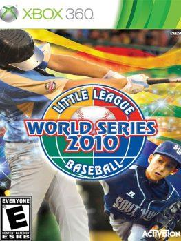 LITTLE-LEAGUE-BASEBALL-WORLD-SERIES-2010-XBOX-360