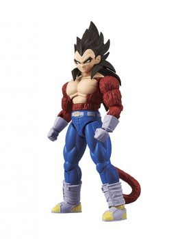 SUPER SAIYAN 4 VEGETA DRAGON BALL GT FIGURE RISE STANDARD