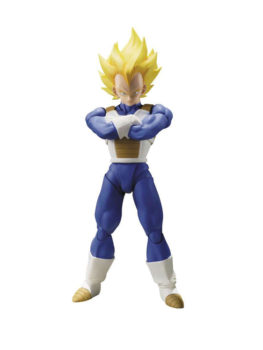 SUPER SAIYAN VEGETA CELL GAMES SH FIGUARTS
