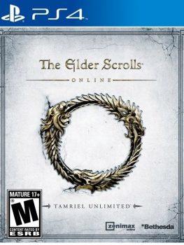 THE-ELDER-SCROLLS-ONLINE-TAMRIEL-UNLIMITED-PS4