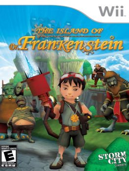 THE-ISLAND-OF-DR-FRANKENSTEIN-WII