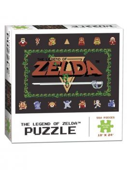 THE-LEGEND-OF-ZELDA-PUZZLE-550-PIECES 1
