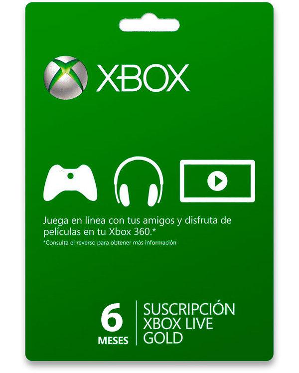 Xbox-Live-6-Meses