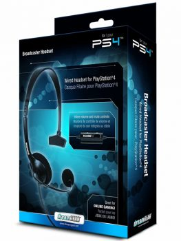 BROADCASTER-HEADSET-PS4