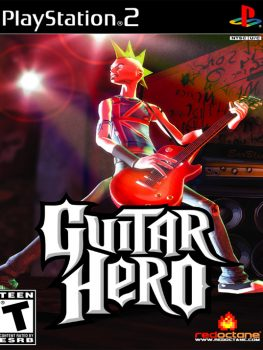 GUITAR-HERO-PLAY-STATION-2