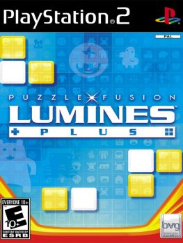 LUMINES-PS2