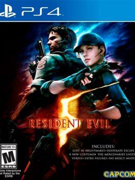 RESIDENT-EVIL-5-PS4