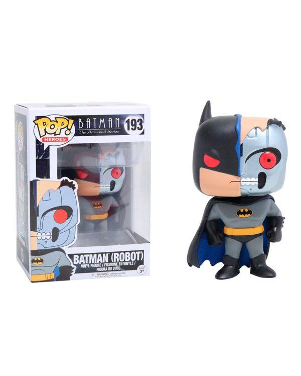 BATMAN ROBOT POP