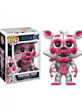 FUNTIME FOXY POP