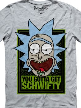 PLAYERA GET SCHWIFTY