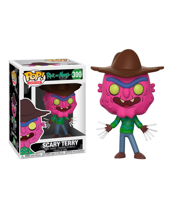 SCARY TERRY POP