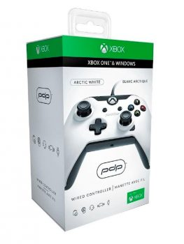 WIRED-CONTROLLER-PDP-XBOX-ONE-WITHE-CAJA